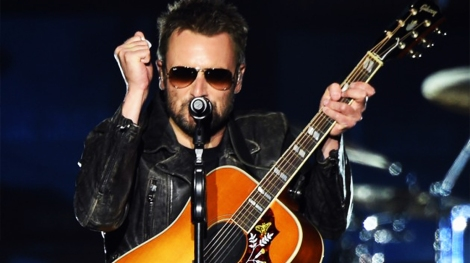 Eric Church to Release LP of CoverSongs