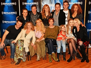"""Cast Of """"Nashville"""" Answer Questions From Fans During A SiriusXM """"Town Hall"""" Special At Oceanways Studio In Nashville"""