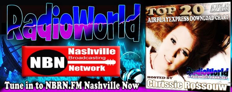 RadioWorldTop20ChrissieRossouw