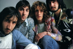 The two surviving members of The Who are producing a documentary about the British rock band's turbulant history, an ongoing 40-year saga of death, drugs and timeless tunes. Shown from left to right in this undated handout image, guitarist/songwriter Peter Townshend, deceased drummer Keith Moon, lead singer Roger Daltrey, and deceased bass player John Entwistle. NO SALES REUTERS/HO A DVD documentary called Amazing Journey: The Story of the Who had the cooperation of the two surviving band members. In this undated image (from left): songwriter and guitarist Pete Townshend, drummer Keith Moon (deceased), lead singer Roger Daltrey, and bass player John Entwistle (deceased).