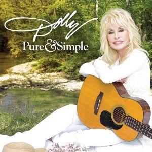 """Dolly-Parton-""""-Pure-Simple-CD-ALBUM"""