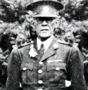 Sgt FI Maritz during WW2