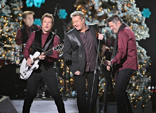 Christmas Comes Early for Rascal Flatts With New CD | WHISNews21