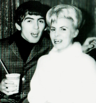 Louise and George Harrison
