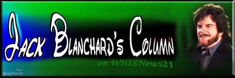 Jack Blanchard's Column: ChristmasEnough