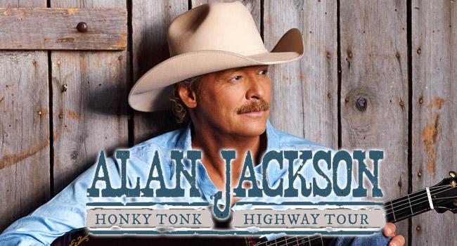 Alan Jackson Rolls Down The Honky Tonk Highway | WHISNews21