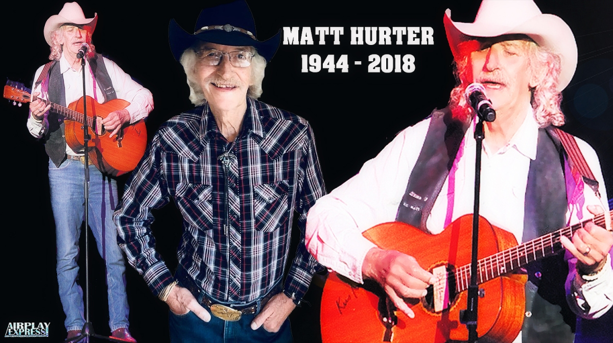 Matt Hurter South African Country Music Legend Dies