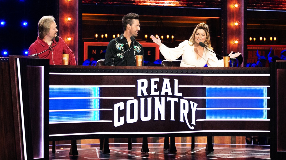 "Shania Twain on Real Country: ""I Dare to be Different"""