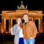 Scotty and Gabi McCreery In Berlin, Germany